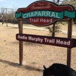 Chaparral Trail Head